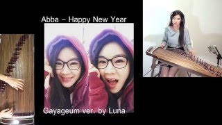 Abba-Happy New Year Gayageum ver. by Luna