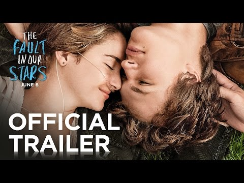 The Fault in Our Stars trailers