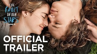The Fault In Our Stars | Official Trailer [HD] | 20th Century FOX(The Fault In Our Stars | Official Trailer: Hazel (Shailene Woodley) and Gus (Ansel Elgort) are two extraordinary teenagers who share an acerbic wit, a disdain for ..., 2014-01-29T17:45:00.000Z)