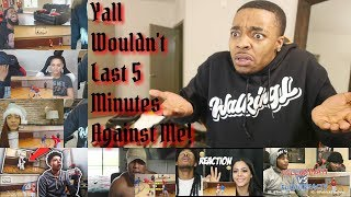 YALL HAVE NO ROOM TO TALK... Reacting To People Who Reacted To My 1V1 AGAINST DEMIGOD!