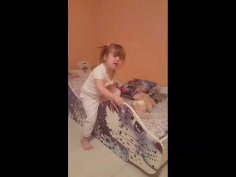 Отзыв о детской кровати-зверенке Барс Снежок мебельной фабрики Бельмарко