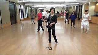 Dying Side of Love Line Dance (Choreographed by Tjwan Oei) YouTube Videos