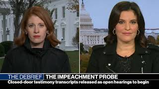 DACA, impeachment hearings,  Disney+     ABC News