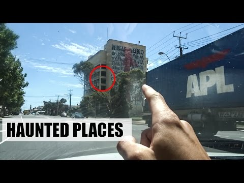 MOST HAUNTED ABANDONED PLACES IN AUSTRALIA !