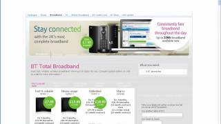 BT Total Broadband Cashback - Get Upto £75 Cashback
