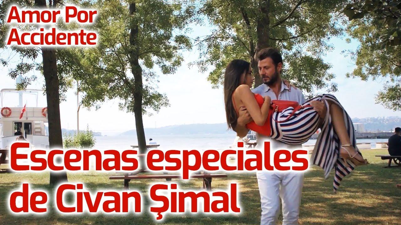 Amor Por Accidente | Kazara Aşk Capitulo 10 - Escenas Especiales De Civan Şimal (SUBTITULO ESPAÑOL)