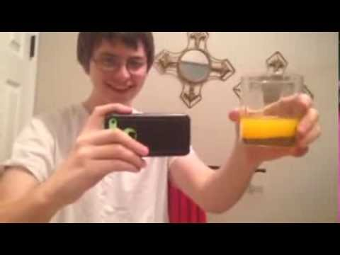 r/idareyou || Orange Juice after brushing teeth