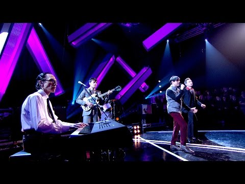 FFS - Police Encounters - Later… with Jools Holland - BBC Two
