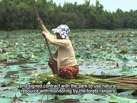 Community based sustainable use of natural resources in Vietnam