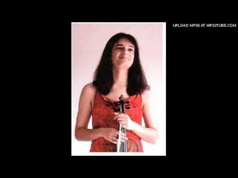 Olivia Hajioff-Shostakovich Violin Concerto no.1 4th movt - RNCM SO Live Performance