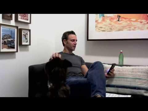 Tony Goldwyn ❤️  Facebook Live 18.10.17  He's LOVE!