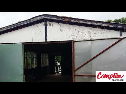 asbestos-garage-demolition-and-removal,-large-double-garage