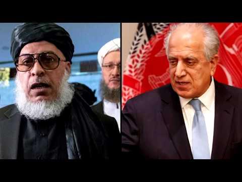 US Taliban Talks latest - VOA Ashna