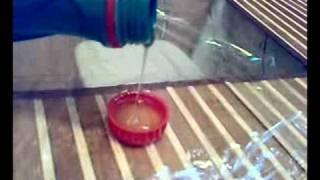 Моторное масло castrol 10w40 из морозильной камеры -18