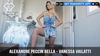 Alexandre Peccin Bella - Vanessa Vailatti | FashionTV