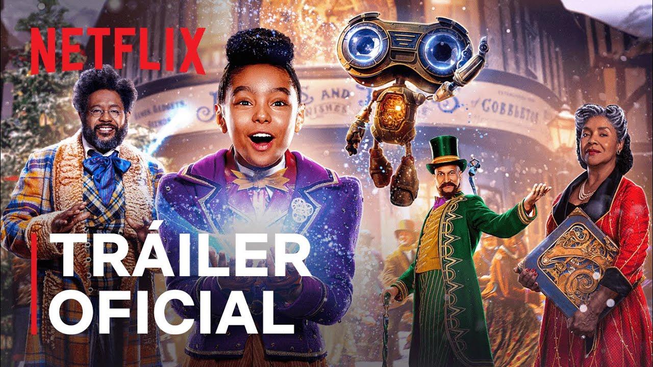 Jingle Jangle: Una mágica Navidad   Todo es posible   Netflix