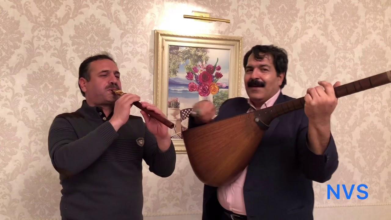 """NVS-""""Orta Sarıtel"""" Aşıq:  Məhəmməd Fərzanəqan  Balaban ustası:  Cəlil Həmidi"""