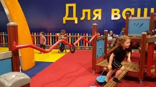 Детская площадка Икея забавная и веселая