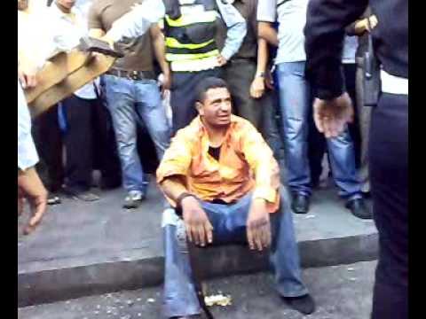 Jordanian Police Brutality. Amman Jordan