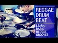Essential Reggae drum beat every drummer should know – One Drop