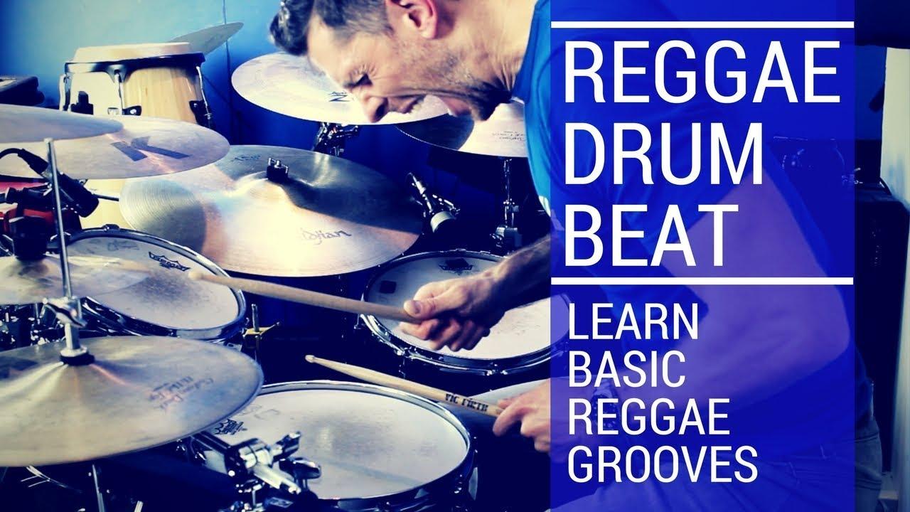 Essential Reggae drum beat every drummer should know – One Drop