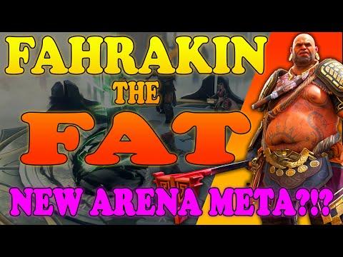 Fahrakin the Fat new Arena META | Raid Shadow Legends