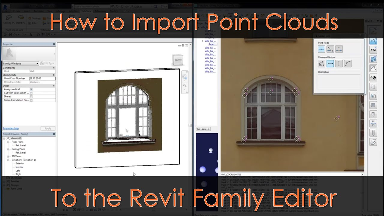 create 3d pdf from revit