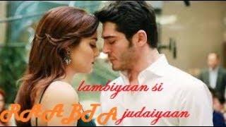 RAABTA   lambiyaan si judaiyaan   song by  Arijit singh  cover by Hayat & Murat - You Tube