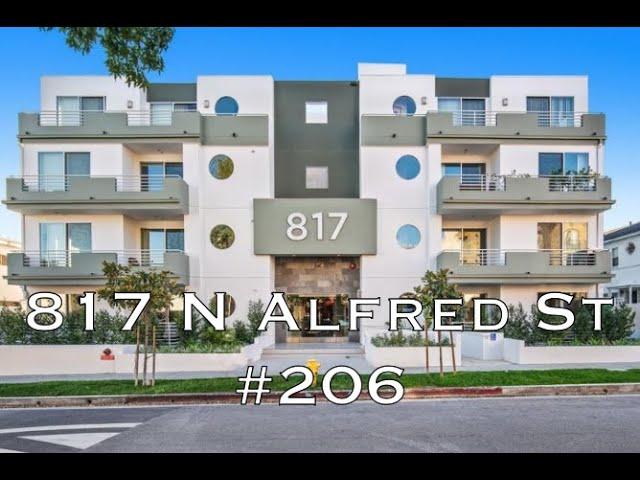 817 N Alfred St #206, Los Angeles, CA 90069