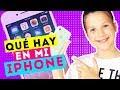 ¿QUE HAY EN MI IPHONE?   LAS MEJORES APLICACIONES 2018   Daniela Golubeva