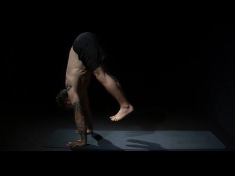 David Robson on Ashtanga Yoga & Floating