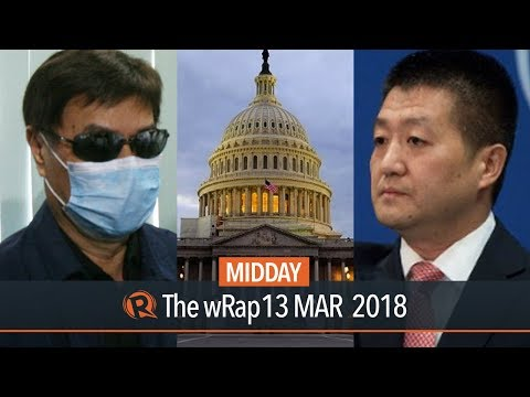 DOJ clears Peter Lim, China defends Duterte, U.S. House panel on Russian collusion | Midday wRap