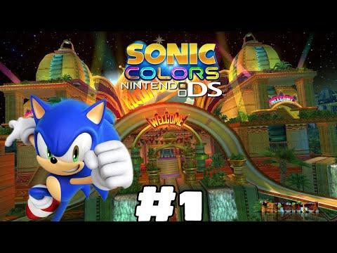 Sonic Colors Tropical Resort ( Full Zone)