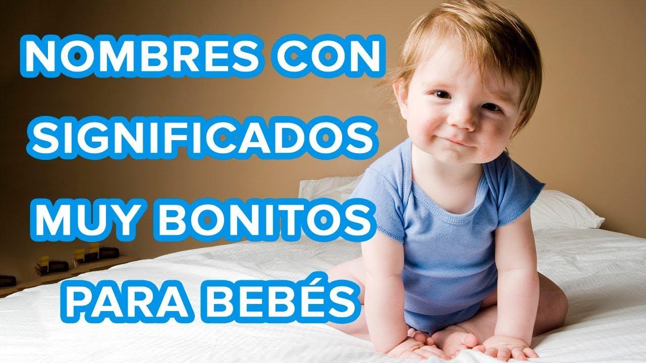 633767bc9 20 nombres para bebés con los significados más bonitos del mundo ...