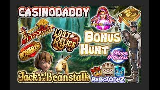 CasinoDaddy Bonus Opening - Bonus Compilation - Bonus Round episode #40
