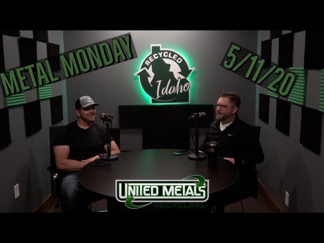 Metal Monday May 11th
