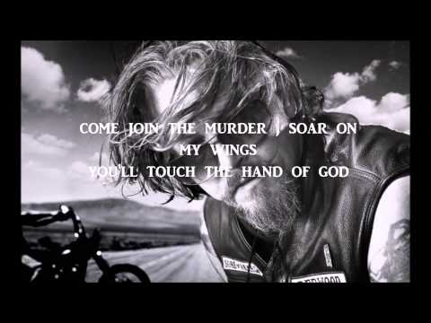Come Join The Murder - The White Buffalo & The Forest Rangers (Lyrics)