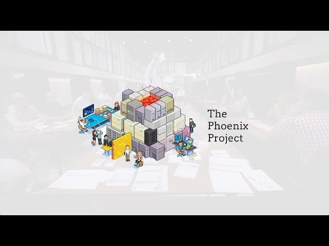 Gra symulacyjna DevOps - The Phoenix Project