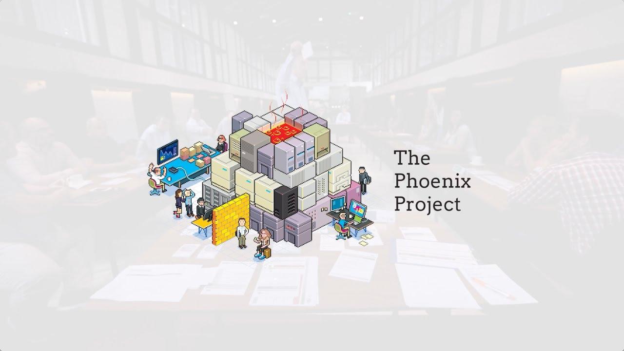 Resultado de imagen para the phoenix project simulation