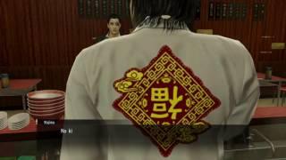 Yakuza 0 playthrough pt35 - Final Weapons Training/A Fateful Meeting