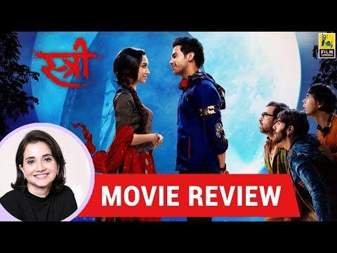 Anupama Chopra's Movie Review of Stree   Amar Kaushik   Rajkummar Rao   Shraddha Kapoor