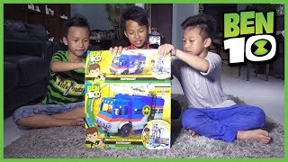 Ben 10 Un tinju: Rustbucket Mainan
