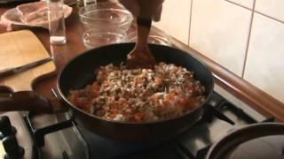 Gotuj z Murarzem ! - Sakiewki schabowe