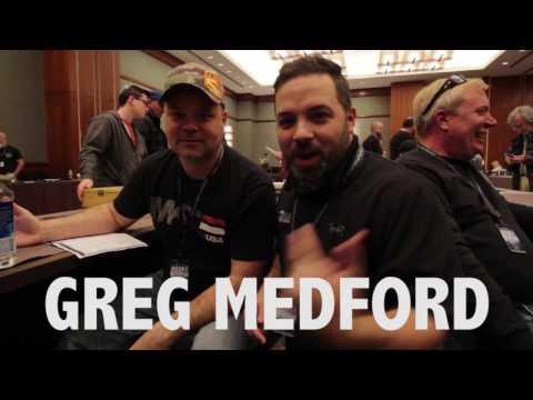 Prepping for the Dallas Safari Club and SCI shows with Greg Medford
