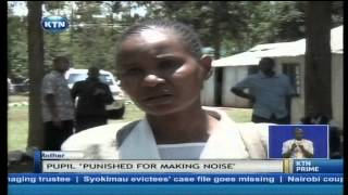 Mwea teacher remanded over death of pupil after corporal punishment