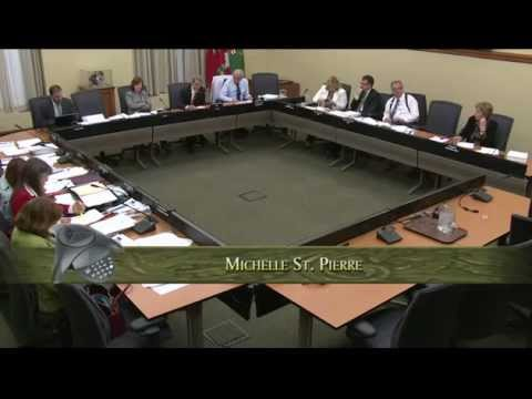 Standing Committee on General Government Consider Bill 45 [April 21st 2015 (4:00PM)]