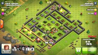 Clash of clans 192 barbarians