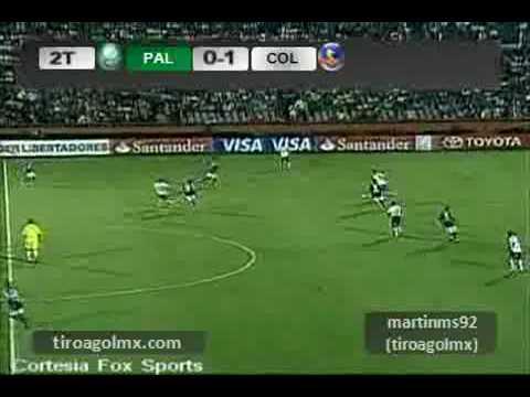 Palmeiras (BRA) vs Colo Colo (CHI) Copa Libertadores 2009 Fase de Grupos 1 3