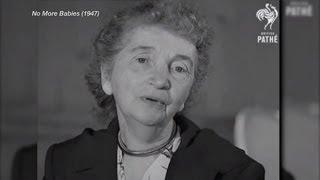 PJTV -- Forgotten Newsreel History: Margaret Sanger Declaring