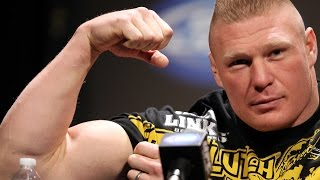 BROCK LESNAR FLAGGED FOR DOPING VIOLATION UFC 200!NO WAY!!